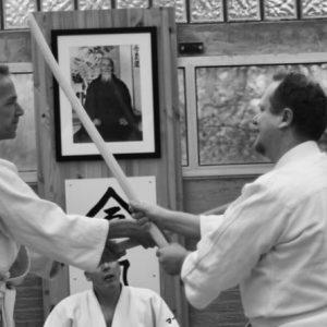 Aikido manier van leven.
