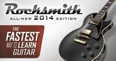 Rocksmith 2014 Remastered, gitaar meester worden.