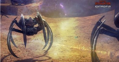 Laatste nieuws Entropia Universe battle simulator.