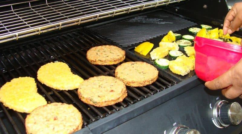 Veganistisch barbecueën
